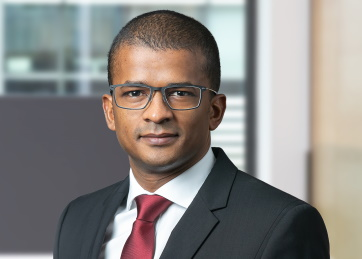 Damien Appasamy, Director - Audit