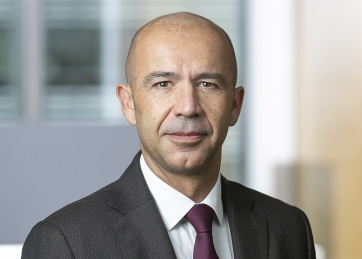 Frederic Mathouillot, Accounting & Corporate Services Director
