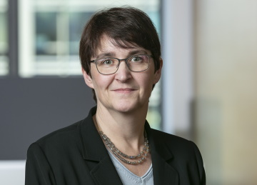 Bettina Bohn, Director - Audit